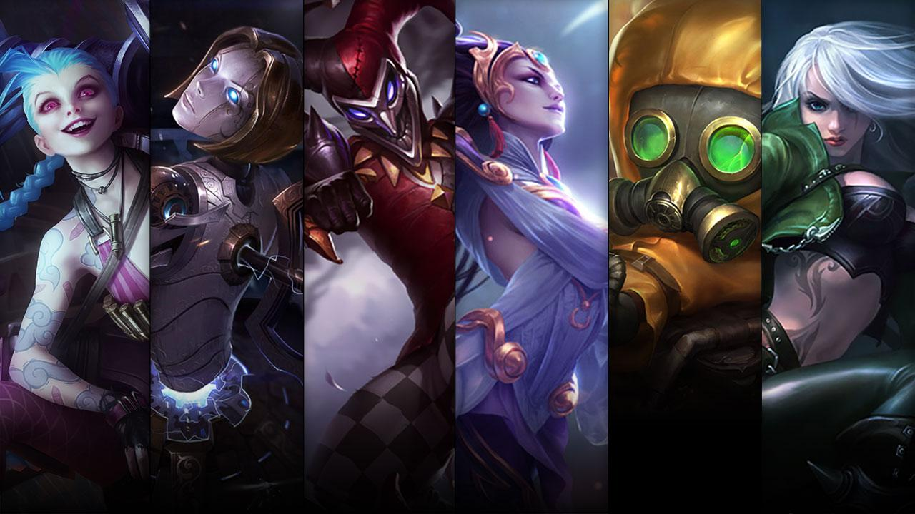 Jogo League Of Legends Download Gratis