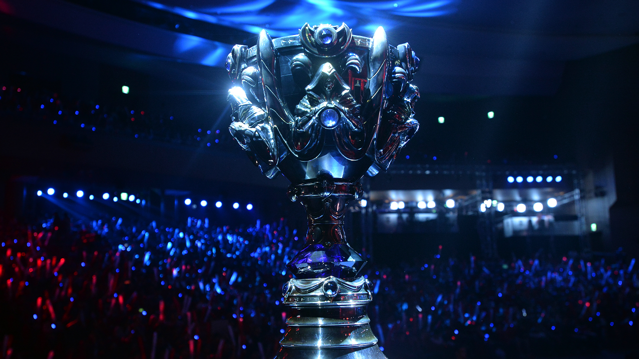 Final campeonato mundial de league of legends