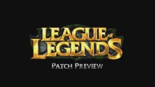 League of Legends - 3.02 Patch Preview