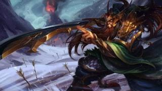 League of Legends - Tryndamere dos Reinos Combatentes