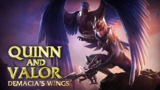 Champion Spotlight: Quinn and Valor, Demacia's Wings