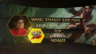 League of Legends Pro Player Pick: Stanley Picks Nidalee