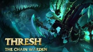 Champion Spotlight: Thresh, the Chain Warden
