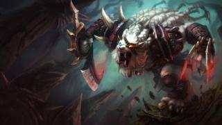 League of Legends - Rengar Art Spotlight