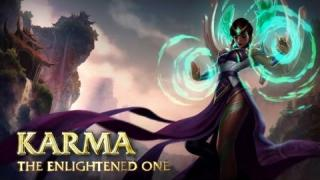 Champion Spotlight: Karma, the Enlightened One