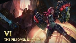 Champion Spotlight: Vi, the Piltover Enforcer
